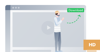 Download Video with Browser Extension